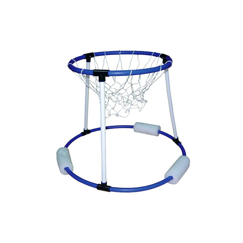Panier de basket flottant en pvc jeux et piscine for Panier de basket pour piscine