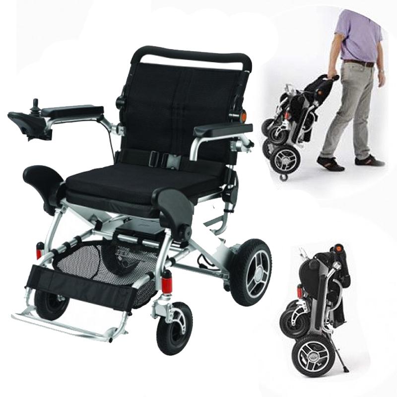 fauteuil roulant lectrique pliant i explorer 2 pliable portable l ger robuste et. Black Bedroom Furniture Sets. Home Design Ideas